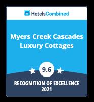 myers creek hotels badge